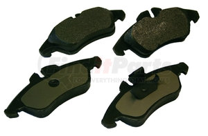 0950.10 by PERFORMANCE FRICTION - BRAKE PADS
