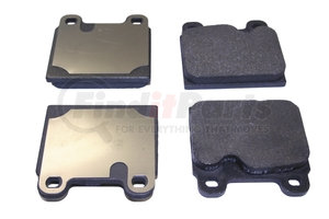 0045.20 by PERFORMANCE FRICTION - BRAKE PADS