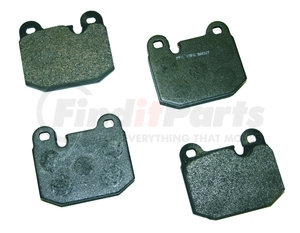 0174.20 by PERFORMANCE FRICTION - BRAKE PADS