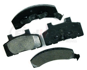 0215.20 by PERFORMANCE FRICTION - BRAKE PADS