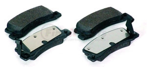 0325.20 by PERFORMANCE FRICTION - BRAKE PADS
