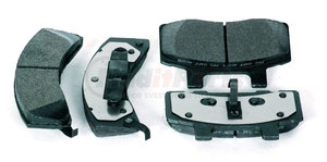 0368.20 by PERFORMANCE FRICTION - BRAKE PADS