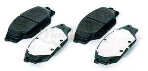 0438.20 by PERFORMANCE FRICTION - BRAKE PADS