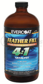 733 by FIBRE GLASS-EVERCOAT - FEATHER FILL® 4:1 Catalyst, Quart