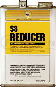 S8-01 by MAGNET PAINT CO - Chassis Saver Reducer, Thins Chassis Saver Paint, 1 Gallon Can