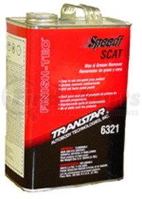 6321 by TRANSTAR - Speedi SCAT Wax & Grease Remover, 1-Gallon