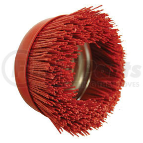 "51886 by AES INDUSTRIES - 6""Filament Cup Brush"
