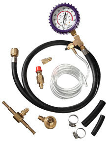 CP7838 by ACTRON - Professional Fuel Pressure Tester Kit