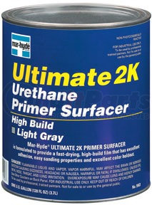 5563 by MAR-HYDE - Ultimate 2K Urethane Tintable Primer Surfacer - Gray, 1-Gallon