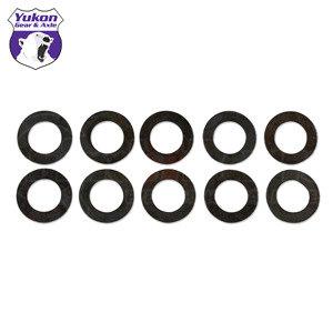 """YSPBLT-071 by YUKON GEAR & AXLE - 7'16"""" ring gear bolt lock washer"""