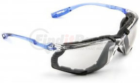 11872 by 3M - Virtua™ Clear CCS Protective Eyewear in with Foam Gasket & Anti-Fog Lens