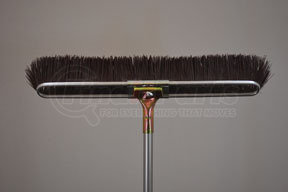 2174CS4 by BRUSKE PRODUCTS - Brown Brush with Handle - Pkg. 4