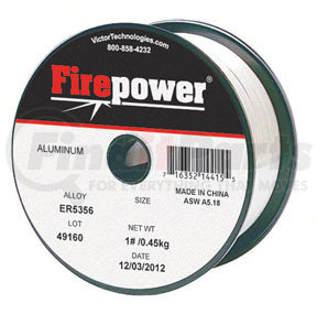 1440-0241 by FIREPOWER - MIG Wire - aluminum