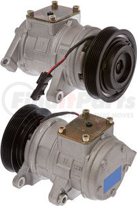 20-10934-AM by OMEGA ENVIRONMENTAL TECHNOLOGIES - COMP 10PA17E PV6 For Jeep GRAND CHEROKEE 4.7L 99-04