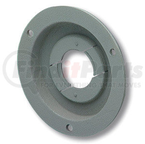 43160-3 by GROTE - Theft-Resistant Mounting Flange and Pigtail Retention Cap for 2 1/2″ Round Lamps, Gray, Polycarbonate