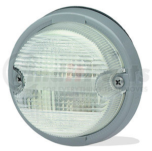62011-3 by GROTE - OE-Style Dual-System Backup Lamp, Gray Bezel