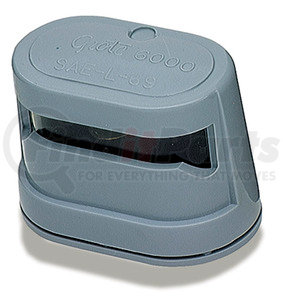 60001-3 by GROTE - Resealable License Plate Light - Gray, Multi Pack