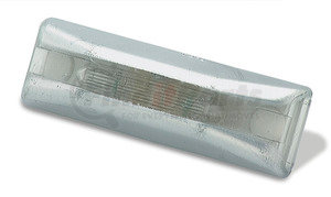 60291-3 by GROTE - Rectangular License Plate Light - Clear, Multi Pack