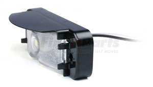 60691-3 by GROTE - MicroNova® LED License Lamp, Horizontal Mount, Black