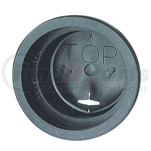 91950-3 by GROTE - Closed Back Grommet for 4″ Round Lamps, Closed Back Grommet