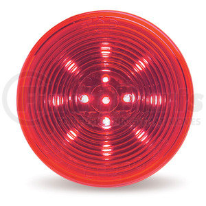 G1032-3 by GROTE - Hi Count® 2 1/2″ LED Clearance / Marker, Red, Retail Pack