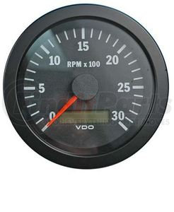 333-162 by VDO - GAUGE TACH EHM 3000R