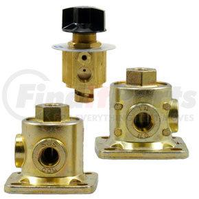 42100009 by HALDEX - Raise lower valve