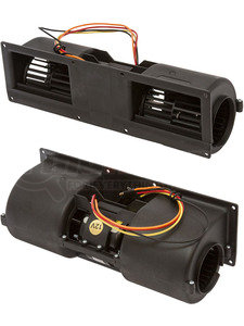 26-19902 by OMEGA ENVIRONMENTAL TECHNOLOGIES - HVAC Blower Motor Assembly 12V 3.00in WHEEL BH1300
