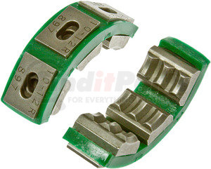 41-13715 by OMEGA ENVIRONMENTAL TECHNOLOGIES - #10 STANDARD #12 REDUCED DIE (GREEN) 3710 CRIMPER