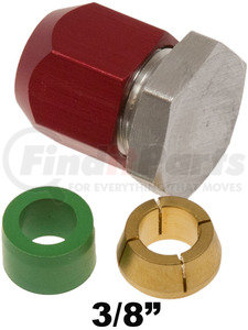 41-76502 by OMEGA ENVIRONMENTAL TECHNOLOGIES - LINE TERMINATOR 3/8in OD LINE BLOCKOFF KIT
