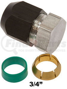 41-76505 by OMEGA ENVIRONMENTAL TECHNOLOGIES - LINE TERMINATOR 3/4in OD LINE BLOCKOFF KIT