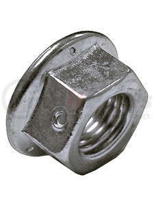 MT0076 by OMEGA ENVIRONMENTAL TECHNOLOGIES - 20 PK A/C CLUTCH LOCKNUT - GM/HARRISON A6 & R4