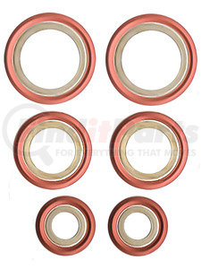 MT1595 by OMEGA ENVIRONMENTAL TECHNOLOGIES - SEALING WASHER KIT 8mm 1/2in 5/8in TWO EACH