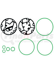 MT2113 by OMEGA ENVIRONMENTAL TECHNOLOGIES - GASKET KIT DKS15CH R12/R134A