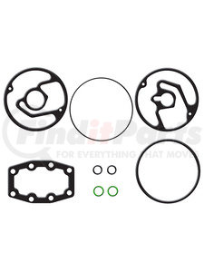 MT2090 by OMEGA ENVIRONMENTAL TECHNOLOGIES - COMPRESSOR GASKET KIT A5000