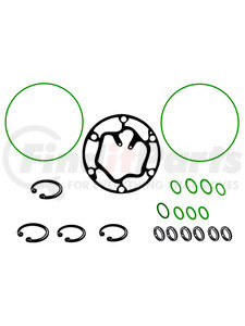 MT2108 by OMEGA ENVIRONMENTAL TECHNOLOGIES - GASKET KIT 6C17 FIBER R12/R134A