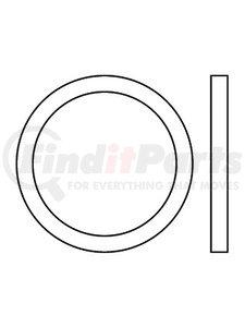 5//8 P-Nut Santech 20 Pk Green HNBR O-Ring #10
