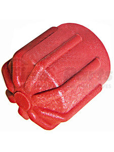 MT0193-10 by OMEGA ENVIRONMENTAL TECHNOLOGIES - RED HIGH SIDE CAP AEROQUIP FITTINGS 10  PK