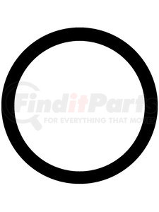 MT0179-10 by OMEGA ENVIRONMENTAL TECHNOLOGIES - GM FITTING WASHER #8 1/2in DUAL O-RING 10PK