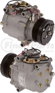 20-03211-AM by OMEGA ENVIRONMENTAL TECHNOLOGIES - COMP TRS105 SAAB 9.3  2.0L 99-03