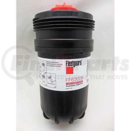 FF63009 by FREIGHTLINER - Fleetguard FF63009, Cummins 5303743 Fuel Filter