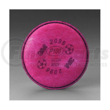 46764 by JJ KELLER - 3M™ Replacement Particulate Filter Nuisance Level Acid Gas Relief - Replacement Nuisance Level Acid Gas Relief Filter