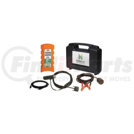 122511 by NOREGON SYSTEMS, INC - Noregon® Trailer  Diagnostic  Adapter with  Power Cable