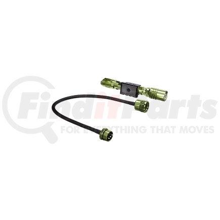 TLF-PRO4-GRN by TERRALUX, INC - PRO-4 Hi-Vis Green Convertible LED Flashlight