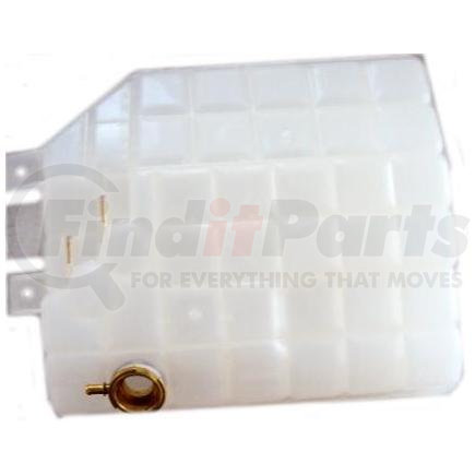 05-17750-002 by FREIGHTLINER - Surge (Coolant) Tank PLASTIC FLH