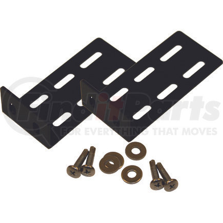 8894050 by BUYERS PRODUCTS - Optional L-Bracket Riser Mounts for use with LED Directional/Warning Light Bar