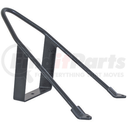 WC181212 by BUYERS PRODUCTS - Carbon Steel Motorcycle Chock
