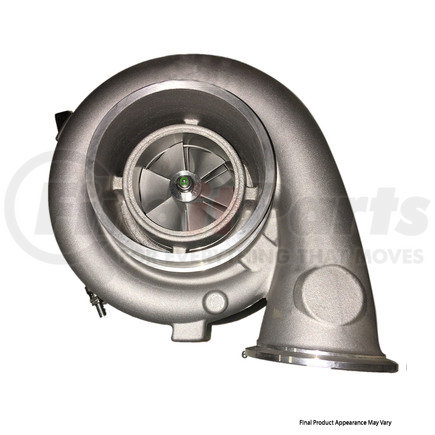 1080006 by TSI PRODUCTS INC - Turbocharger, S400 New Detroit 60 Series 12.7 Liter 75mm Non Wastegated
