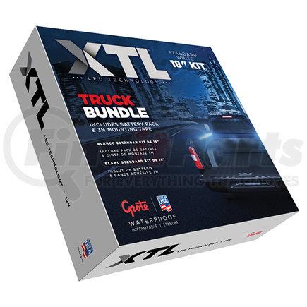 61K71 by GROTE - XTL LED Technology, Task Light Kit, Standard Truck Bundle Kit