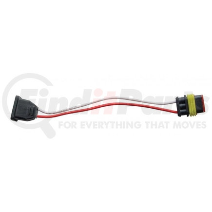 34271 by UNITED PACIFIC - 2 Wire Female Adaptor w/ Pin Plug